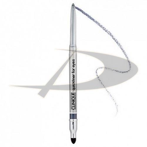 Creion de ochi Clinique Quickliner Eyes 08Blue Grey foto mare