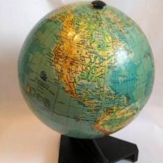 Glob pamantesc Tipocart Brasov SA 1995, Diametru 20 cm