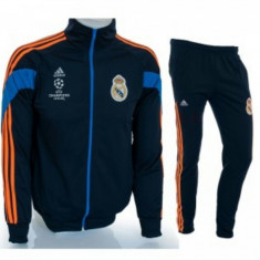 Trening Fc Real Madrid model 2017, Marime: S, M, L, XL, XXL, Culoare: Din imagine, Baieti