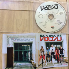 Voltaj da vina pe voltaj disc cd muzica pop rock euro house 2012 cat music g s