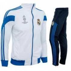Trening Fc Real Madrid model 2017 - Trening barbati, Marime: S, M, L, XL, XXL, Culoare: Din imagine, Poliester