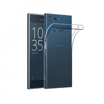 Husa de protectie ultraslim pentru Sony Xperia XZ Premium 2017, transparent foto