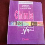 CHIMIE MANUAL PENTRU CLASA A VII-A - Sanda Fatu, Felicia Stroe, Constantin Stroe
