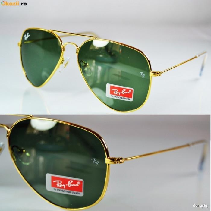 Ochelari De Soare Ray Ban Aviator 3025 foto mare