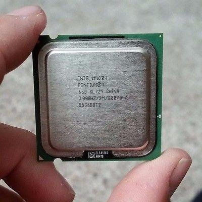 Procesor Intel Pentium 4 630 3.0Ghz soket 775 foto