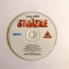 B.U.G. Mafia - Strazile (1 CD) - Muzica Hip Hop cat music