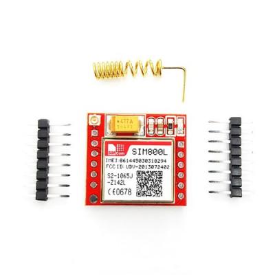 Modul sim800l, comunicator / controller gsm - pt aplicatii cu microcontroller -e foto