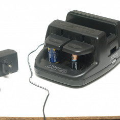 Incarcator baterii alcaline