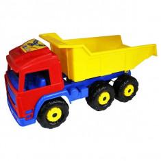 Camion Silver - Masinuta Polesie, Plastic