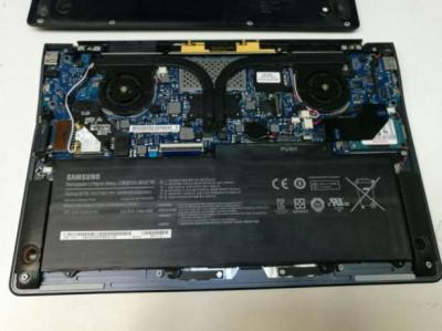 """Laptop Samsung NP900x3c 13.3"""" i5, 4GB, SSD 128GB dezmembrez placa baza foto"""