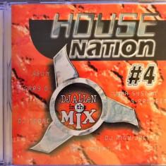 Compilatie Vela Music - House Nation 4 (1 CD) - Muzica House Altele