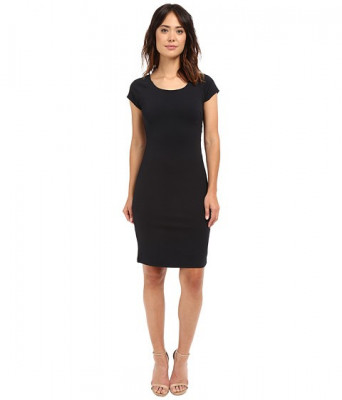 Michael Kors Twist Back Dress New Navy foto