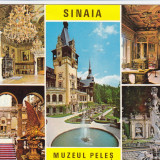 CARTE POSTALA, SINAIA, MUZEUL PELES, 1973 - Carte Postala Transilvania dupa 1918, Circulata, Fotografie
