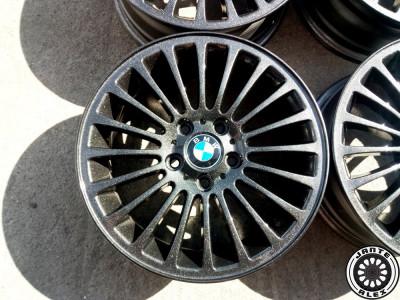 JANTE ORIGINALE BMW 17 5X120 foto