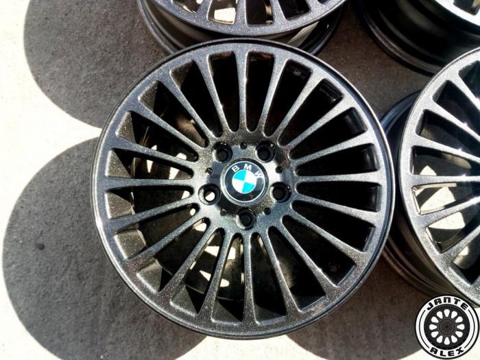 JANTE ORIGINALE BMW 17 5X120 foto mare