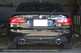 Prelungire difuzor evacuare bara spate BMW E92 E93 M3 335 Mtech Aero ver2