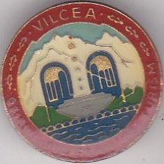 Insigna Oficiul Judeten de Turism Vilcea
