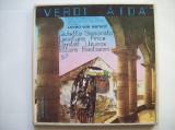 Disc vinil VERDI - AIDA (licenta Melodram - Italia) (ELE 02966/02967/02968)