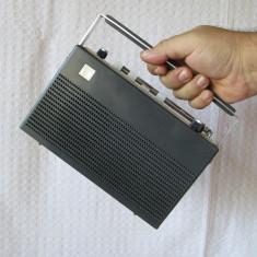 Radio Cosmos 5 cu 9 tranzistoare, radio vechi romanesc perioada comunista - Aparat radio