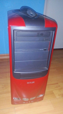 PC GAMING : i3 540 - 3.06 GHz, 4GB , Nvidia 8400GS 1GB , 500GB HDD foto
