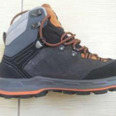 Încălțăminte trekking 100 gri bărbați - Bocanci barbati, Marime: 41