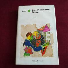 LOCOTENENTUL BENZ - DIMITĂR DIMOV (CARTONATĂ)