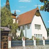 CARTE POSTALA SF GHEORGHE MUZEUL 1973 - Carte Postala Transilvania dupa 1918, Circulata, Fotografie