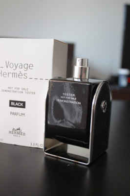 Parfum Original Hermès Voyage d´Hermes 100 ml Tester foto