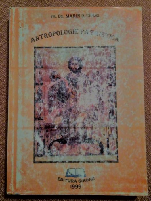 Antropologie Patristica - Pr. Dr. Marian D. Ciulei foto mare