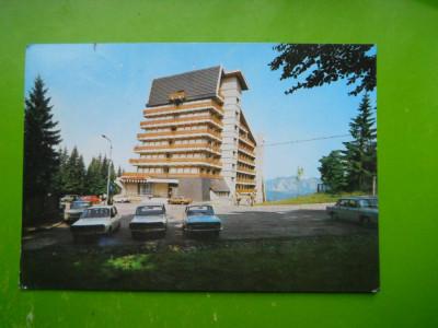 HOPCT  29215  PREDEAL HOTEL CIOPLEA  -JUD BRASOV  -CIRCULATA foto