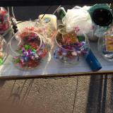 Boluri pesti, decorațiuni, nunți-6 litri-cel mai mic preț