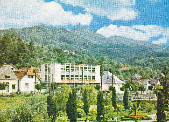 CARTE POSTALA , CALINESTI , 1971 foto mare