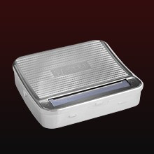Aparat rulat tutun metalic CARTEL (rolling box) foto
