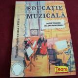 EDUCAȚIE MUZICALĂ CLASA A VIII-A - ANCATOADER, VALENTIN MORARU
