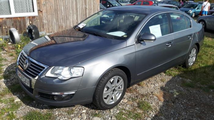 Volkswagen  PASSAT  - 4 motion foto mare