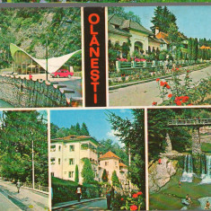 CPI (B8971) CARTE POSTALA - OLANESTI, MOZAIC