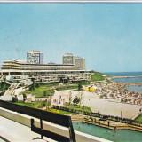 CARTE POSTALA, MANGALIA NORD OLIMP, 1973 - Carte Postala Dobrogea dupa 1918, Circulata, Fotografie