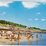 CARTE POSTALA, EFORIE NORD PLAJA, 1970 - Carte Postala Dobrogea dupa 1918, Circulata, Fotografie