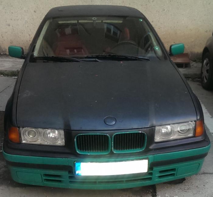 BMW 316i - model sport, 1995, benzina foto mare