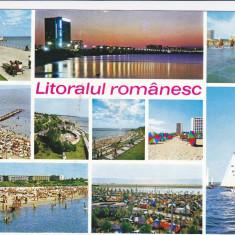 LITORAL, LITORALUL ROMANESC, 1971 - Turism litoral Romania