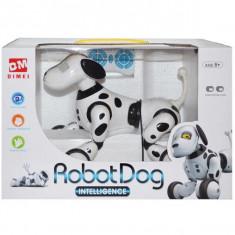 Catel robot cu RC si AC