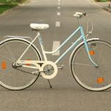 Puch Paceline - bicicleta dama, 20 inch, 26 inch, Numar viteze: 3