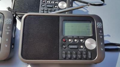 Radio portabil RDS - 334 foto