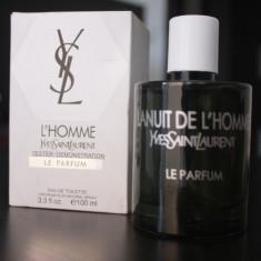 Parfum Original Yves Saint Laurent La Nuit de L'Homme Le Parfum 100 ml Tester - Parfum barbati Yves Saint Laurent, Apa de toaleta