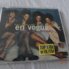 En Vogue - Don't let go (love) - cd maxisingle - Muzica R&B Altele