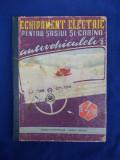 ECHIPAMENT ELECTRIC PENTRU SASIUL SI CABINA AUTOVEHICULELOR - SACELE - BRASOV
