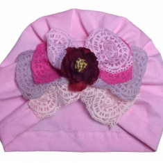 Turban pentru fetite-Mic Pitic T2-R