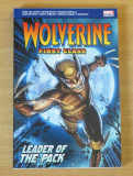 Wolverine First Class: Leader of the Pack (Marvel Comics)