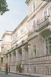 CARTE POSTALA BAILE HERCULANE HOTEL DECEBAL 1984