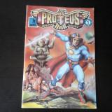 Revista Carusel - Proteus - Benzi desenate - Nr 1 si Nr. 3, Editura Ulise - Reviste benzi desenate